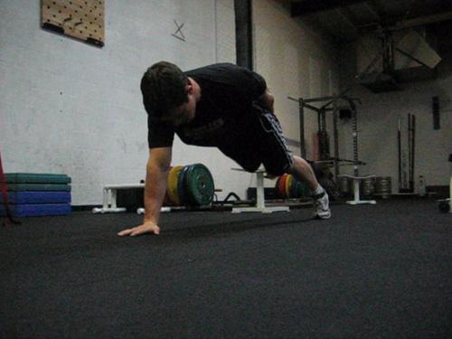 One Arm Pushup « Bodyweight Strength Training « Beast Skills