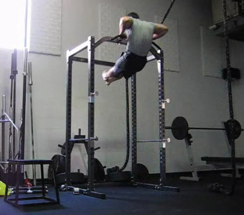 Learn muscle up