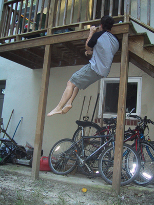 How To Build A Pull Up Bar For Your House You