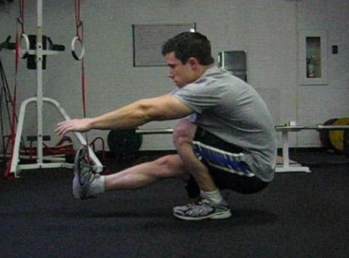 Example de programme Full body au poids de corps Pistolform