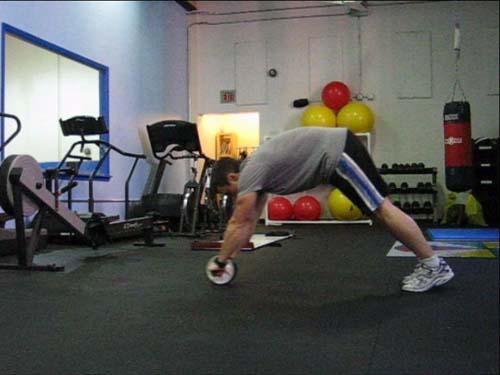 Ab Wheel Rollout « Bodyweight Strength Training « Beast Skills